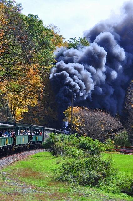West Virginia- Cass Railroad