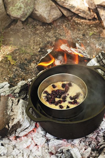 A campfire cooking primer: everything you need to know to cook in the great outdoors.