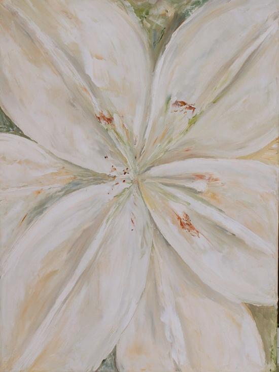18 x 24 inch oil on canvas original oil painting by grafittigirl