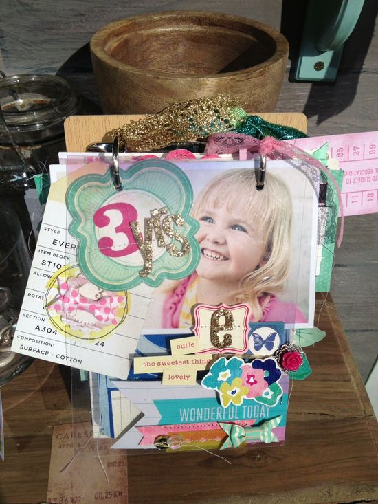 Brand New CHA Winter 2013 Crate Paper Maggie Holmes - Scrapbook.com