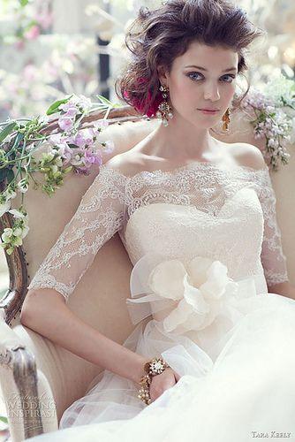 Tara Keely Wedding Dresses 2013 (8)
