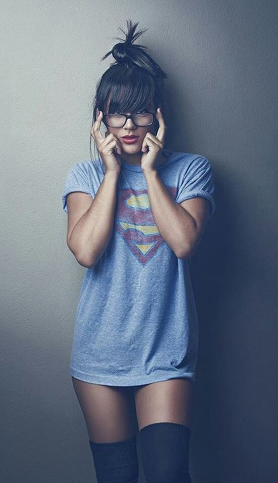 superman #boudoir #photography www.creativeportf...