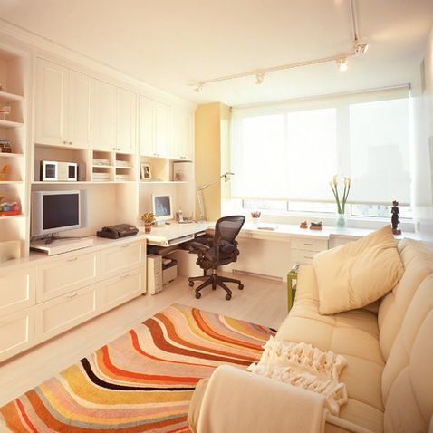 Office Design Ideas, Pictures, Remodel, and Decor - page 4