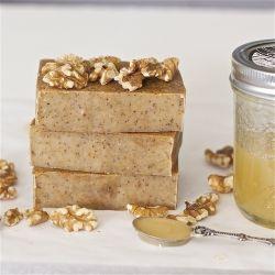 Honey-Walnut Milk Soap