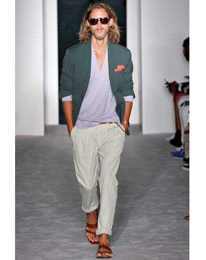 GQ Editors' Picks from New York Spring 2013 - Men's Fashion Week