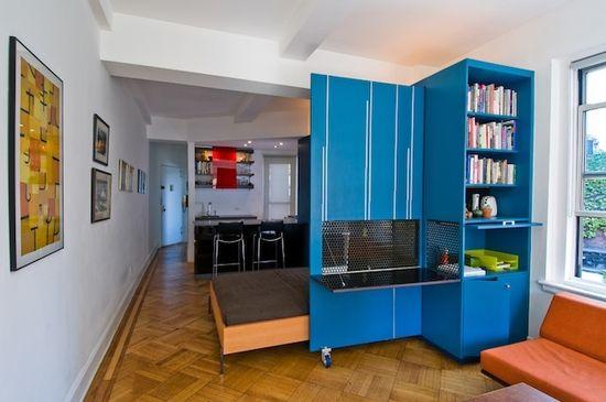 Unique Tiny Studio Apartment Design Ideas