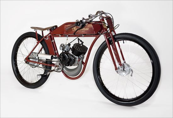 Sportsman FlyerRacer - Pipeburn - Purveyors of Classic Motorcycles, Cafe Racers & Custom motorbikes