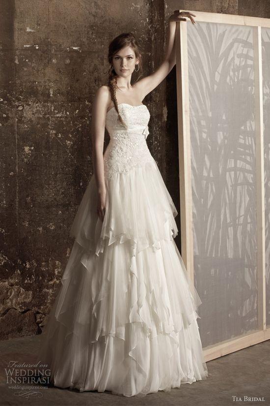 tia bridal 2013