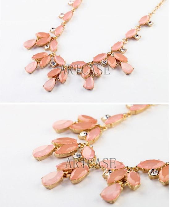 2013 NEW bubble necklacebeadwork necklaceBeaded by Artcaseworld, $16.50