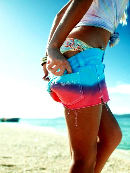 #beachy #tee #bikini