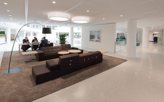 Eneco headquarter by Hofman Dujardin Architects & Fokkema, Rotterdam office design
