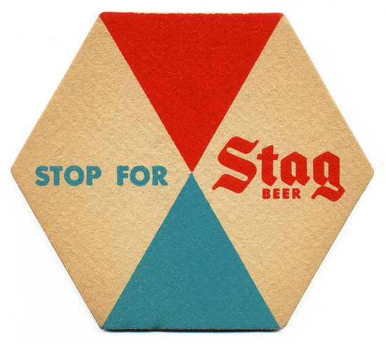 Stop For Stag by Bart, via Flickr