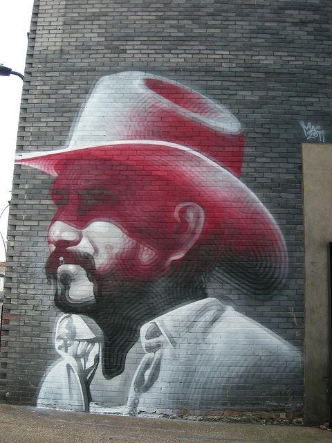 street art. El Mac