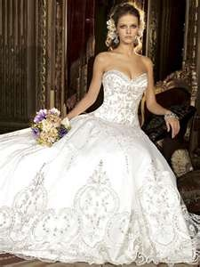 Eve of Milady wedding gowns for 2012/2013