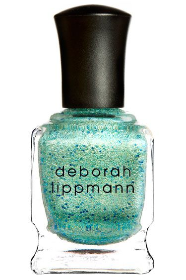 Deborah Lippmann Nail Lacquer in Mermaid's Dream #nails #nailpolish #lipmann #beauty #trend