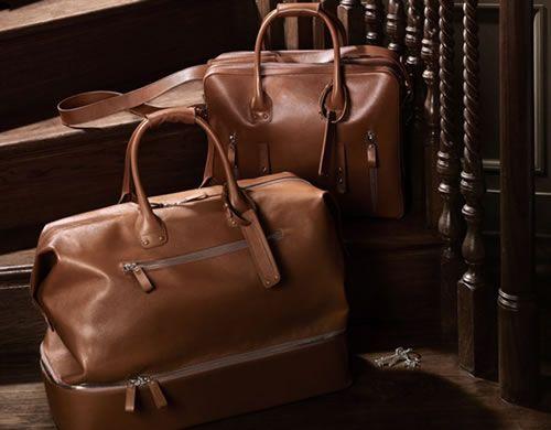 Luxury Dunhill Traveller