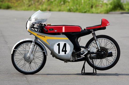Honda CS90 Racer - Pipeburn - Purveyors of Classic Motorcycles, Cafe Racers & Custom motorbikes