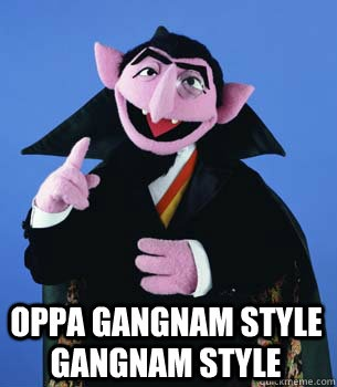 gangnam style oppa gangnam style