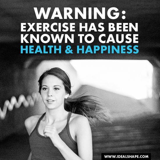 #idealshape #shape4life #workout #running #motivation #happiness #health #fitness #exercise