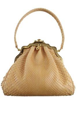 Jane Bolinger Clutch Handbag