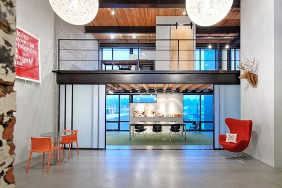 Turnstyle office Graham Baba Architects Ballard Seattle Turnstyle office by Graham Baba Architects, Seattle   Washington