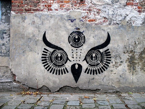 All seeing::Ghent, Belgium