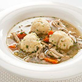Chicken & Dumpling Soup :-)