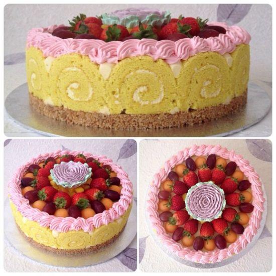 #pasta #yummy #cake