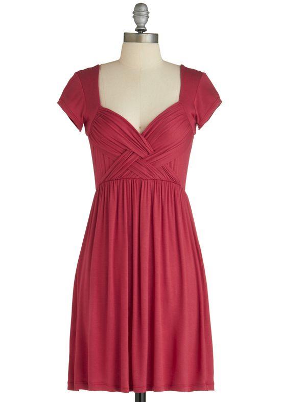 Be-weave Me Dress, #ModCloth
