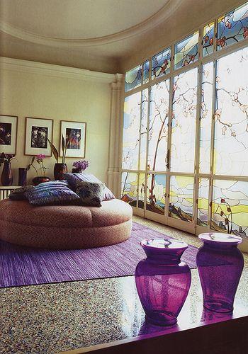 Rosita Missoni's home