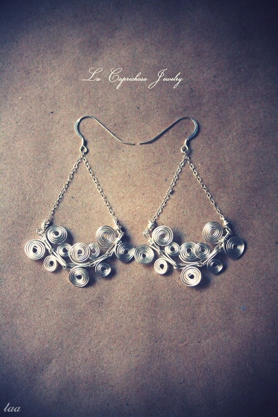 cool handmade earings
