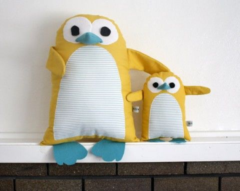 DIY cute penguins!