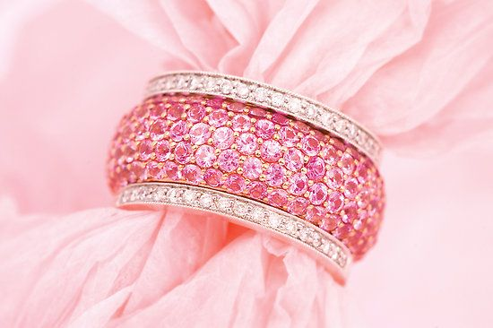 Pink diamonds love them!!!...