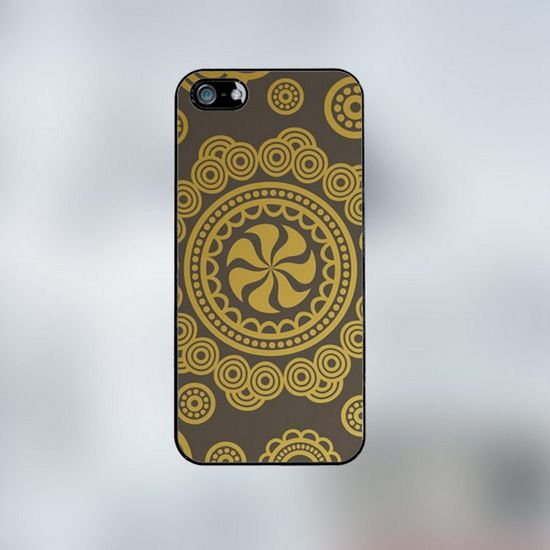 Golden Sun Iphone cover