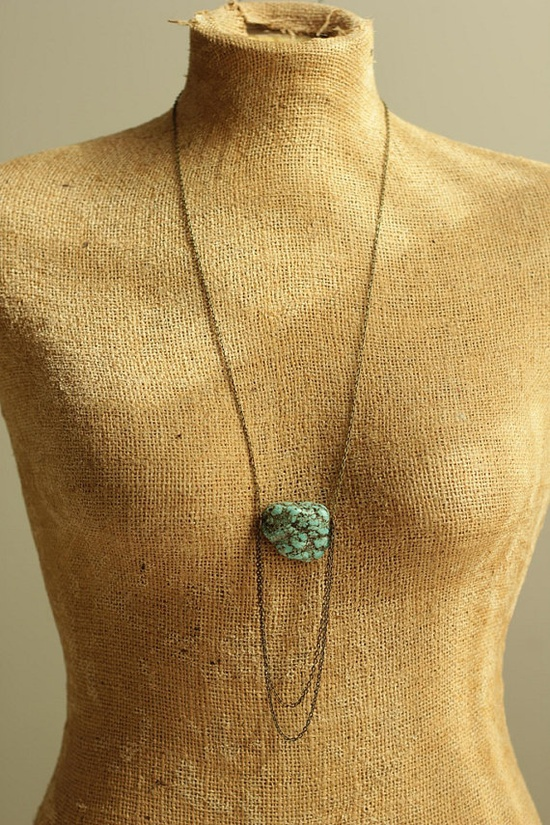 love the simple, unique turquoise jewelry