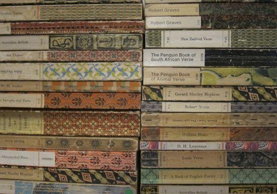 Penguin poetry books