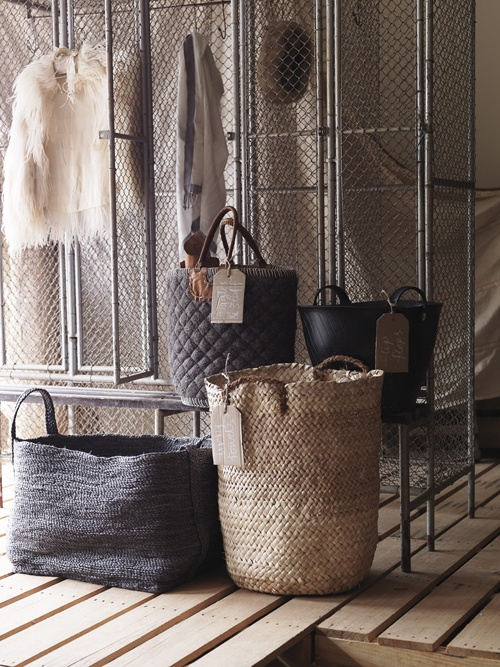 BASKETS    Nomad by Sibella Court