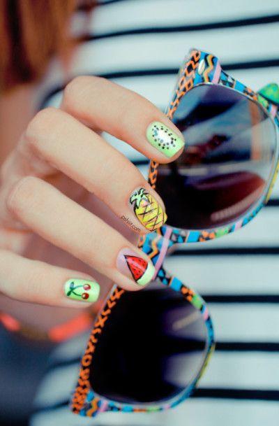 manicure mania: nail art and nail polish trends