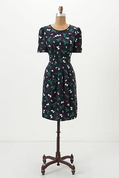 Tethered Dress #anthropologie