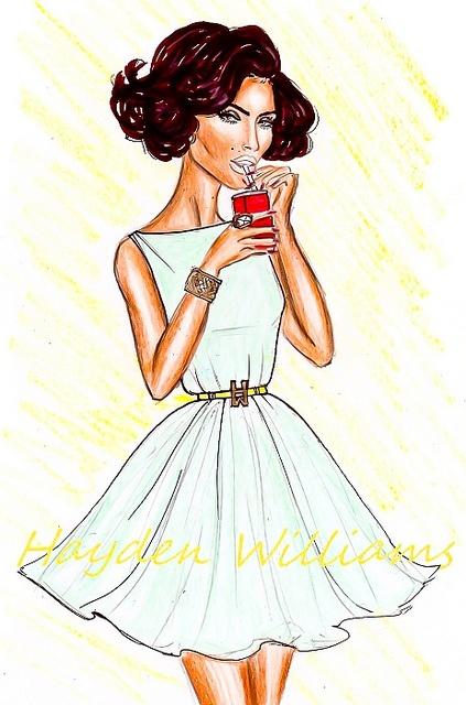 'Pastel Pretty' by Hayden Williams by Fashion_Luva, via Flickr