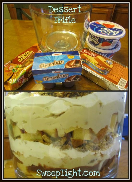 Easy Trifle Dessert Recipe