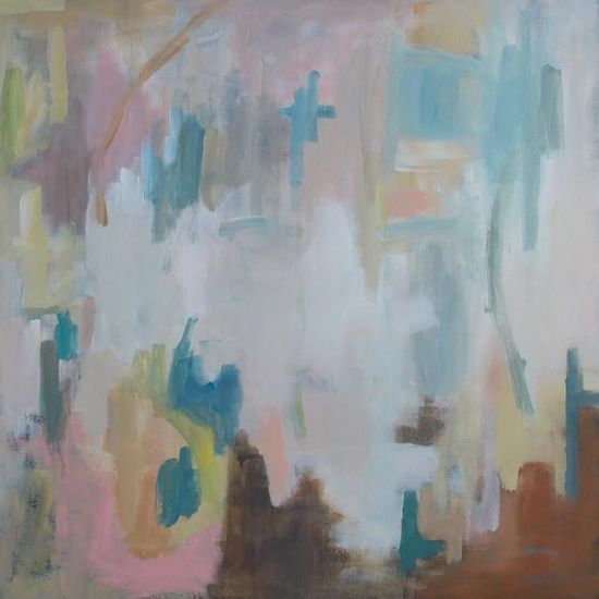 abstract painting by pamela munger on etsy