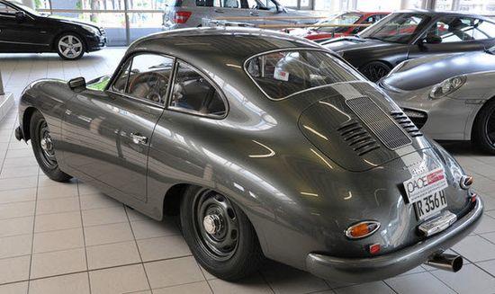 1957 356 GT Tribute