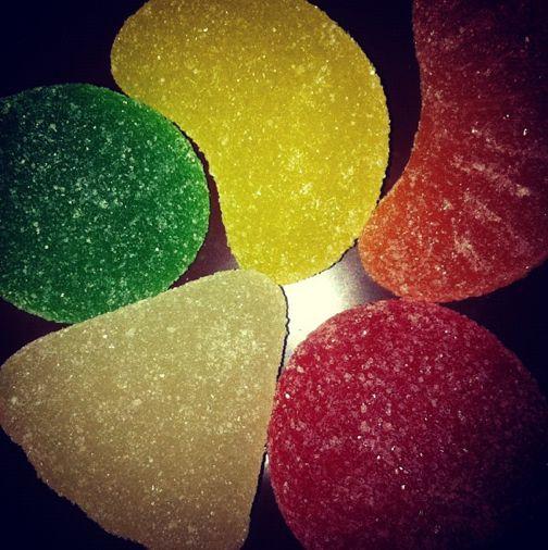 Yummy fruit candy!!