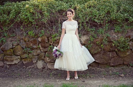 Vintage Wedding Dress Inspiration.. so so so in love with this dress