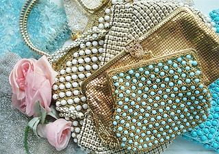 Beaded Vintage Handbags