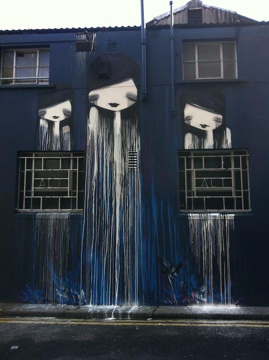 street art by DMC in dublin, ireland