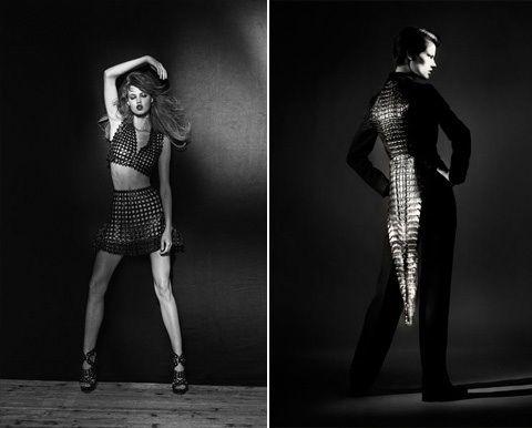 #fashion #Model #cropped #croptop