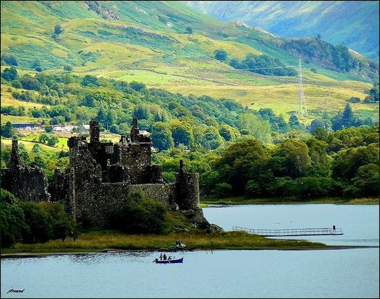 Kilchurn Castle, Scotland