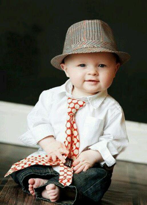 So cute baby boy